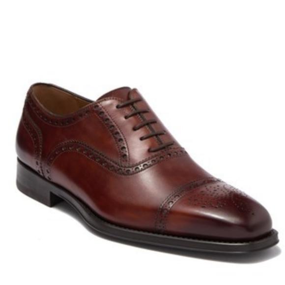 Magnanni Shoes   Magnanni Cieza Leather